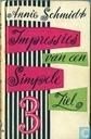 Books - Schmidt, Annie M.G. - Impressies van een simpele ziel 3