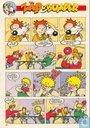 Bandes dessinées - Tsjakka! (tijdschrift) - 1996 nummer  6