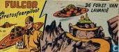 Comic Books - Fulgor - De forst van Lavanië