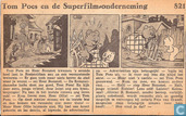 Comic Books - Bumble and Tom Puss - Tom Poes en de Superfilm-onderneming