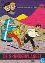 Strips - Dees Dubbel en Cesar - De spunkenplaneet