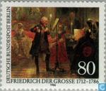 King Frederick the Great 200th year of death