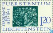 Postzegels - Liechtenstein - Bijbelse voorstellingen