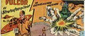 Comics - Fulgor - De gemaskerde vreemde