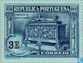 Postzegels - Portugal [PRT] - Camoes