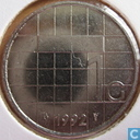 Coins - the Netherlands - Netherlands 1 gulden 1992