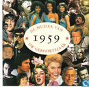 De muziek van 1959, uw geboortejaar