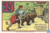 Billets de banque - Ville de Rinteln - Pfennig Rinteln 25