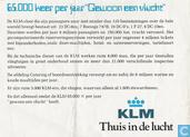 Luchtvaart - KLM - KLM - Gewoon een vlucht (01)