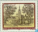 Postage Stamps - Austria [AUT] - Monasteries