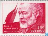 Postzegels - Zweden [SWE] - Nobelprijswinnaars