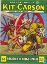 Comic Books - Kit Carson - Kanonnen voor de Commanchen