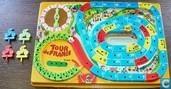 Board games - Tour de France - Tour de France
