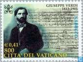 Timbres-poste - Vatican - Giuseppe Verdi