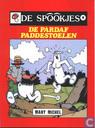 Bandes dessinées - Spookjes, De - De pardaf paddestoelen