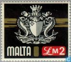 Postage Stamps - Malta - Aspects of Malta