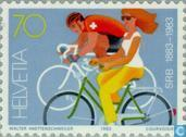 Postage Stamps - Switzerland [CHE] - Bicycle and motorcycle riders association