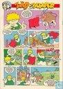 Bandes dessinées - Tsjakka! (tijdschrift) - 1996 nummer  8