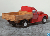 Model cars - Bumper - Volvo 544 pick-up