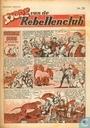 Strips - Sjors van de Rebellenclub (tijdschrift) - 1957 nummer  28