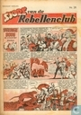 Bandes dessinées - Sjors van de Rebellenclub (tijdschrift) - 1957 nummer  28