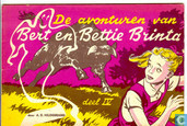 Comic Books - Bert en Bettie Brinta - De avonturen van Bert en Bettie Brinta 4