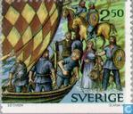 Timbres-poste - Suède [SWE] - Âge des Vikings