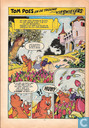 Comic Books - Bumble and Tom Puss - Tom Poes en de trouwe vierwielers
