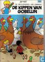 Comic Books - Jeremy and Frankie - De kippen van Gobelijn