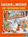 Comic Books - Willy and Wanda - Het bevroren vuur
