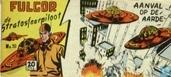 Comic Books - Fulgor - Aanval op de aarde