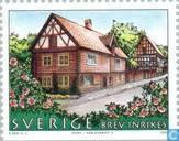 Timbres-poste - Suède [SWE] - Patrimoine culturel