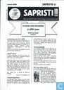 Strips - Sapristi!! (tijdschrift) - 51, maart 2008