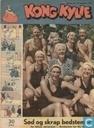 Bandes dessinées - Kong Kylie (tijdschrift) (Deens) - 1950 nummer 39