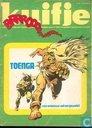 Bandes dessinées - Tounga - De grote angst