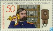 Postage Stamps - Germany, Federal Republic [DEU] - Phone 1877-1977