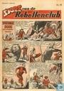 Comic Books - Sjors van de Rebellenclub (magazine) - 1956 nummer  35