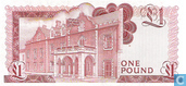 Bankbiljetten - Government of Gibraltar - Gibraltar 1 Pound