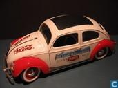 Voitures miniatures - Solido - Volkswagen Coccinelle 'Coca Cola'
