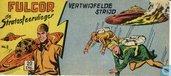 Comic Books - Fulgor - Vertwijfelde strijd