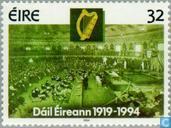 Postzegels - Ierland - Verkiezingen Europese parlement