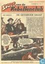 Bandes dessinées - Gevangen graaf, De - Sjors van der Rebellenclub 1