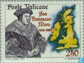 Postage Stamps - Vatican City - Thomas More