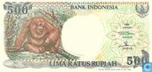 Indonesien 500 Rupiah