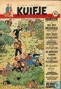 Comic Books - Kuifje (magazine) - Kuifje 43