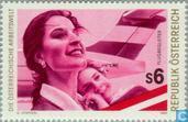 Briefmarken - Österreich [AUT] - Mitarbeiter