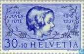 Timbres-poste - Suisse [CHE] - Pro Juventute