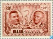 Postage Stamps - Belgium [BEL] - Famous People