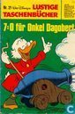 Strips - Donald Duck - 7:0 für Onkel Dagobert