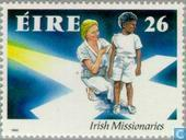 Timbres-poste - Irlande - Missionnaires